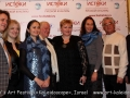 2014.11.25 official representatives of Israel(participants of the festivalKaeidoscope) in Moscow ( IV Internetional Festival Istoki,Moscow, Russia) (3)
