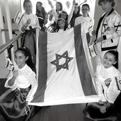 Festival of talented children «KaLeidoscope»(Israel) in Riga(latvia) (13)