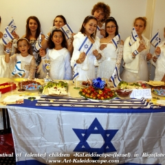 Festival of talented children «KaLeidoscope»(Israel) in Riga(latvia) (24)