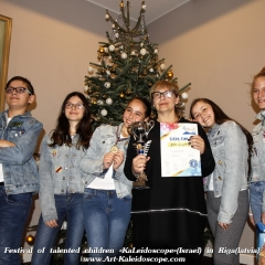 Festival of talented children «KaLeidoscope»(Israel) in Riga(latvia) (37)