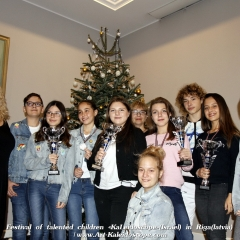 Festival of talented children «KaLeidoscope»(Israel) in Riga(latvia) (5)