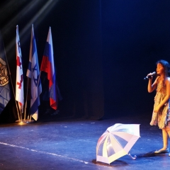 5.04.2017 Gala-concert of Children Art festival Kaleidoscope, Ramat-Gan, Israel (14)