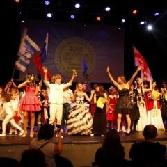 5.04.2017 Gala-concert of Children Art festival Kaleidoscope, Ramat-Gan, Israel (2)