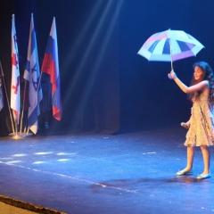 5.04.2017 Gala-concert of Children Art festival Kaleidoscope, Ramat-Gan, Israel (5)