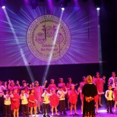 5.04.2017 Gala-concert of Children Art festival Kaleidoscope, Ramat-Gan, Israel (7)