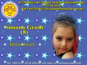 !8 Simona Grosh